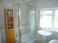 Bathroom, Refurbishment Stage 6 - CRM Contractors